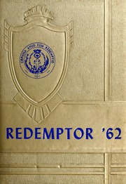 1962 Edition, Redemptorist High School - Redemptor Yearbook (New Orleans, LA)