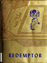 1963 Edition, Redemptorist High School - Redemptor Yearbook (New Orleans, LA)