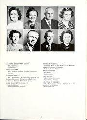Page 13, 1949 Edition, Lancaster Central High School - Reflector Yearbook (Bluffton, IN) online yearbook collection