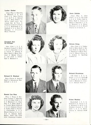 Page 17, 1949 Edition, Lancaster Central High School - Reflector Yearbook (Bluffton, IN) online yearbook collection