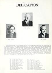 Page 10, 1950 Edition, Lancaster Central High School - Reflector Yearbook (Bluffton, IN) online yearbook collection