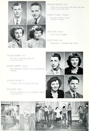 Page 16, 1950 Edition, Lancaster Central High School - Reflector Yearbook (Bluffton, IN) online yearbook collection
