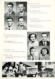 Page 17, 1950 Edition, Lancaster Central High School - Reflector Yearbook (Bluffton, IN) online yearbook collection