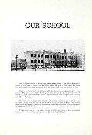 Page 8, 1950 Edition, Lancaster Central High School - Reflector Yearbook (Bluffton, IN) online yearbook collection