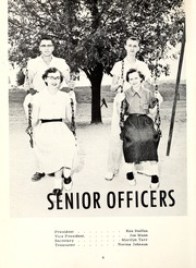 Page 12, 1955 Edition, Lancaster Central High School - Reflector Yearbook (Bluffton, IN) online yearbook collection