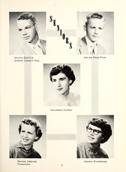 Page 13, 1955 Edition, Lancaster Central High School - Reflector Yearbook (Bluffton, IN) online yearbook collection