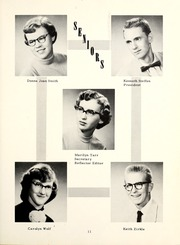 Page 15, 1955 Edition, Lancaster Central High School - Reflector Yearbook (Bluffton, IN) online yearbook collection