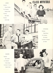 Page 16, 1955 Edition, Lancaster Central High School - Reflector Yearbook (Bluffton, IN) online yearbook collection