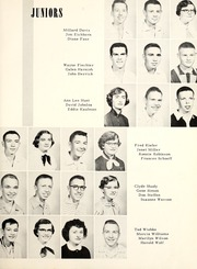 Page 17, 1955 Edition, Lancaster Central High School - Reflector Yearbook (Bluffton, IN) online yearbook collection