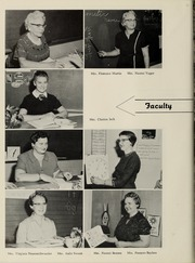 Page 12, 1961 Edition, Lancaster Central High School - Reflector Yearbook (Bluffton, IN) online yearbook collection