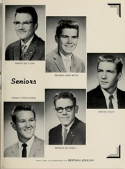 Page 15, 1961 Edition, Lancaster Central High School - Reflector Yearbook (Bluffton, IN) online yearbook collection