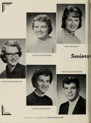 Page 16, 1961 Edition, Lancaster Central High School - Reflector Yearbook (Bluffton, IN) online yearbook collection