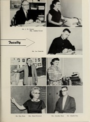 Page 9, 1961 Edition, Lancaster Central High School - Reflector Yearbook (Bluffton, IN) online yearbook collection