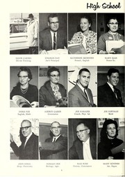 Page 10, 1964 Edition, Lancaster Central High School - Reflector Yearbook (Bluffton, IN) online yearbook collection