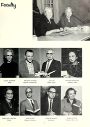 Page 11, 1964 Edition, Lancaster Central High School - Reflector Yearbook (Bluffton, IN) online yearbook collection