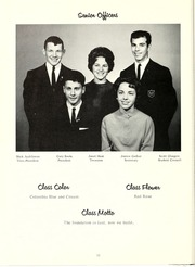 Page 16, 1964 Edition, Lancaster Central High School - Reflector Yearbook (Bluffton, IN) online yearbook collection