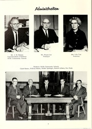 Page 8, 1964 Edition, Lancaster Central High School - Reflector Yearbook (Bluffton, IN) online yearbook collection