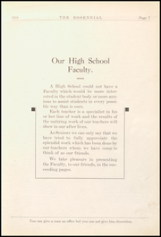 Page 11, 1919 Edition, New Castle Chrysler High School - Rosennial Yearbook (New Castle, IN) online yearbook collection
