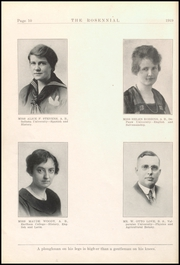 Page 14, 1919 Edition, New Castle Chrysler High School - Rosennial Yearbook (New Castle, IN) online yearbook collection