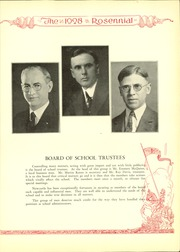 Page 17, 1928 Edition, New Castle Chrysler High School - Rosennial Yearbook (New Castle, IN) online yearbook collection