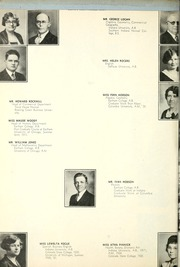 Page 12, 1933 Edition, New Castle Chrysler High School - Rosennial Yearbook (New Castle, IN) online yearbook collection