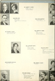 Page 14, 1933 Edition, New Castle Chrysler High School - Rosennial Yearbook (New Castle, IN) online yearbook collection