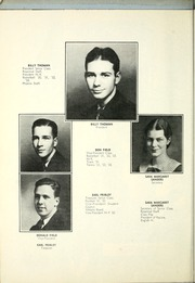 Page 16, 1933 Edition, New Castle Chrysler High School - Rosennial Yearbook (New Castle, IN) online yearbook collection