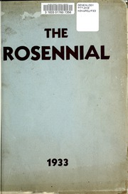 Page 5, 1933 Edition, New Castle Chrysler High School - Rosennial Yearbook (New Castle, IN) online yearbook collection