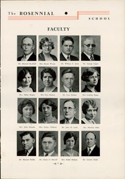 Page 11, 1935 Edition, New Castle Chrysler High School - Rosennial Yearbook (New Castle, IN) online yearbook collection