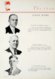 Page 14, 1936 Edition, New Castle Chrysler High School - Rosennial Yearbook (New Castle, IN) online yearbook collection