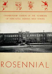 Page 7, 1936 Edition, New Castle Chrysler High School - Rosennial Yearbook (New Castle, IN) online yearbook collection