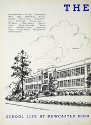 Page 6, 1938 Edition, New Castle Chrysler High School - Rosennial Yearbook (New Castle, IN) online yearbook collection