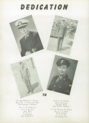 Page 10, 1944 Edition, New Castle Chrysler High School - Rosennial Yearbook (New Castle, IN) online yearbook collection