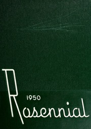 Page 1, 1950 Edition, New Castle Chrysler High School - Rosennial Yearbook (New Castle, IN) online yearbook collection