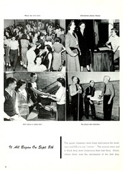 Page 10, 1950 Edition, New Castle Chrysler High School - Rosennial Yearbook (New Castle, IN) online yearbook collection