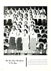 Page 12, 1950 Edition, New Castle Chrysler High School - Rosennial Yearbook (New Castle, IN) online yearbook collection