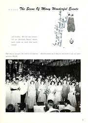 Page 13, 1950 Edition, New Castle Chrysler High School - Rosennial Yearbook (New Castle, IN) online yearbook collection