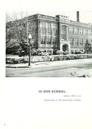 Page 8, 1950 Edition, New Castle Chrysler High School - Rosennial Yearbook (New Castle, IN) online yearbook collection