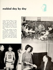 Page 11, 1953 Edition, New Castle Chrysler High School - Rosennial Yearbook (New Castle, IN) online yearbook collection