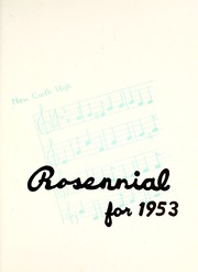 Page 5, 1953 Edition, New Castle Chrysler High School - Rosennial Yearbook (New Castle, IN) online yearbook collection