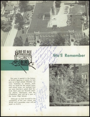 Page 6, 1958 Edition, New Castle Chrysler High School - Rosennial Yearbook (New Castle, IN) online yearbook collection