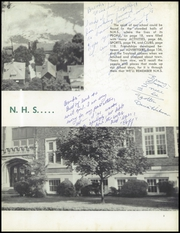 Page 7, 1958 Edition, New Castle Chrysler High School - Rosennial Yearbook (New Castle, IN) online yearbook collection