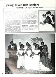 Page 12, 1988 Edition, New Castle Chrysler High School - Rosennial Yearbook (New Castle, IN) online yearbook collection