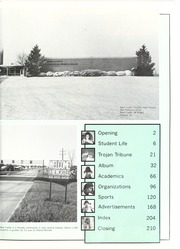 Page 5, 1988 Edition, New Castle Chrysler High School - Rosennial Yearbook (New Castle, IN) online yearbook collection