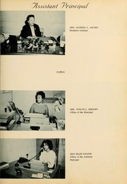 Page 11, 1959 Edition, Union Kempsville High School - Tiger Yearbook (Virginia Beach, VA) online yearbook collection