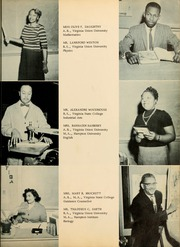 Page 17, 1959 Edition, Union Kempsville High School - Tiger Yearbook (Virginia Beach, VA) online yearbook collection