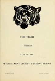 Page 5, 1960 Edition, Union Kempsville High School - Tiger Yearbook (Virginia Beach, VA) online yearbook collection