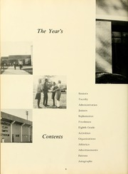Page 10, 1966 Edition, Union Kempsville High School - Tiger Yearbook (Virginia Beach, VA) online yearbook collection