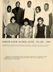 Page 17, 1969 Edition, Union Kempsville High School - Tiger Yearbook (Virginia Beach, VA) online yearbook collection