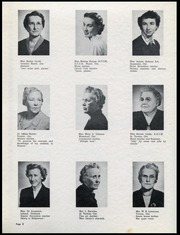 Page 10, 1955 Edition, Alma College - Almafilian Yearbook (St Thomas, Ontario Canada) online yearbook collection